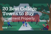 The 20 Best College Towns to Buy an Investment Property
