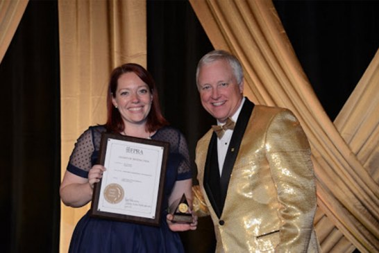 United Way wins two awards from statewide Public Relations organization