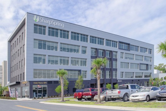 Avison Young completes new expansion for SharpSpring Celebration Pointe