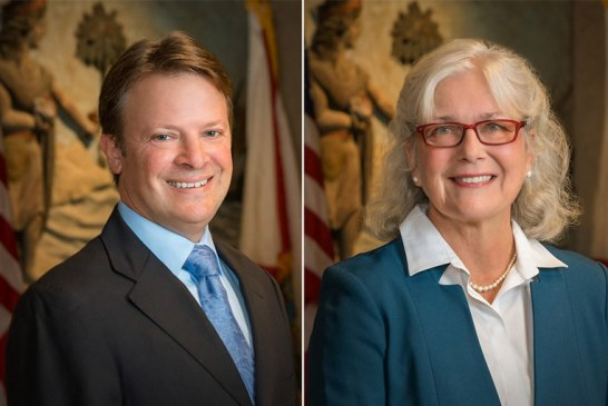 Cornell and Wheeler Appointed to NACo Steering Committees