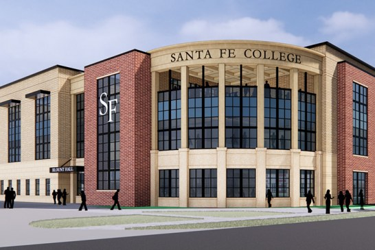 Santa Fe College Celebrates Incubator Expansion at the New Blount Campus