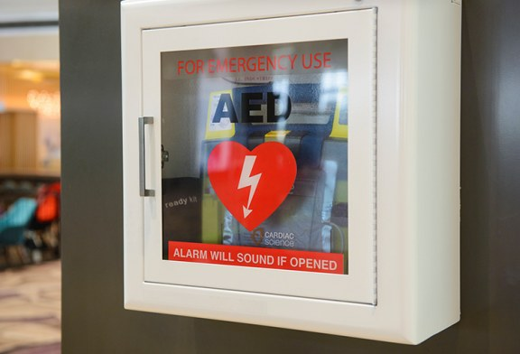 UF Medical Guild awards task force funding for AEDs and CPR training in East Gainesville