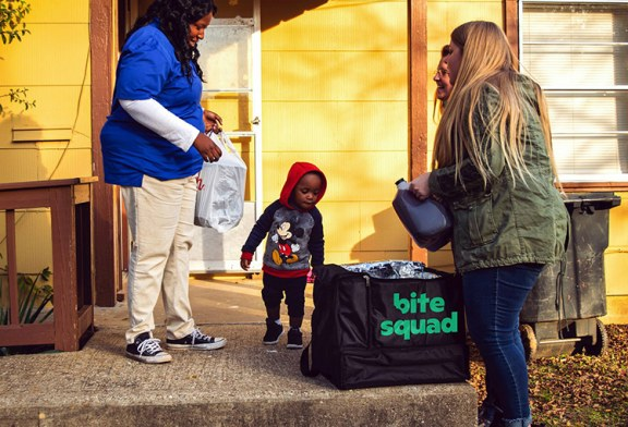 Bite Squad to Deliver Free Thanksgiving Meals to Local Families in Need