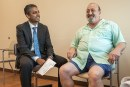 University of Florida Health patient is first in the state to get new pain relief implant