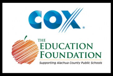 Cox Communications Surprises 20 deserving Take Stock in Children Students with laptops