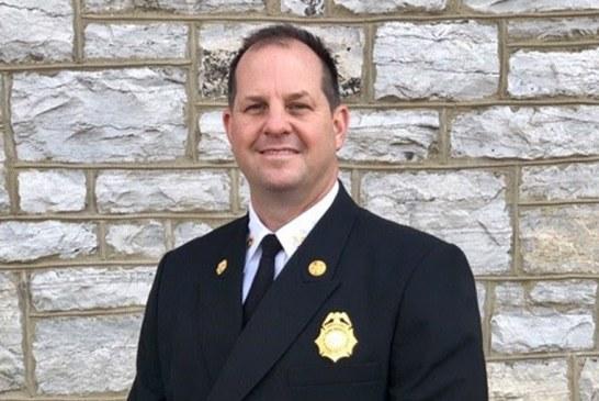 Alachua County Fire Rescue Deputy Chief Obtains Executive Fire Officer Designation