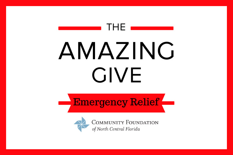 Community Foundation Of North Central Florida Restructures Amazing Give To Fund Relief To Area Nonprofits The Business Report Of North Central Florida
