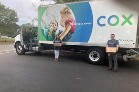 Cox Communications to Distribute Computers to Local Children in Need