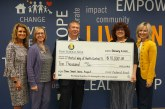 First Federal Bank Donates $10,000 for Home Sweet Home Initiative