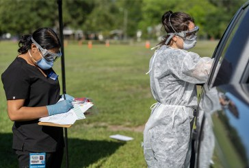 UF Health students tackle community needs through COVID-19 Student Service Corps