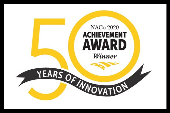 Water Quality Field Testing App Earns NACo Achievement Award