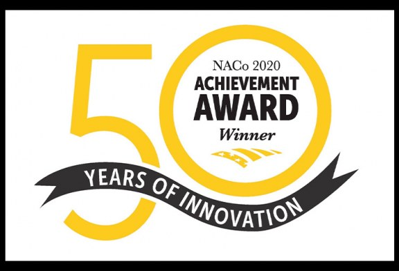 Water Quality Field Testing App Earns NACo Achievement Award
