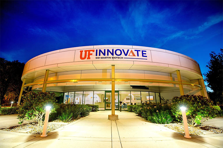 UF's Sid Martin Biotech named top global incubator for record third time