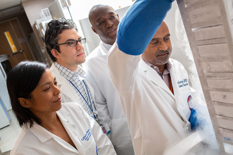 UF Named New Member of Prestigious Pediatric Brain Tumor Consortium