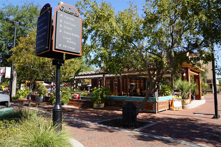 Gainesville Ranked as Top 10 College Town to Start a Business