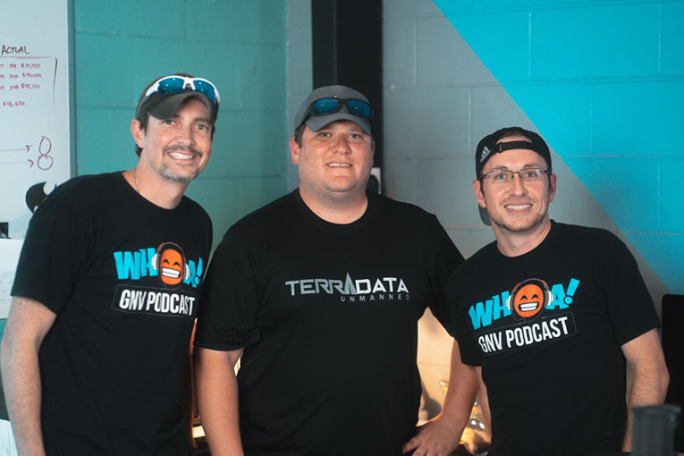 Flying High with Justin Dee of TerraData Unmanned