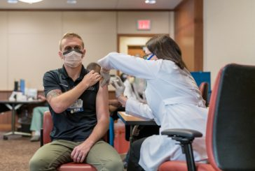 UF Health in Gainesville begins vaccinating high-risk health care employees against COVID-19