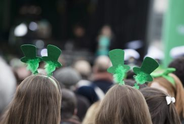 Celebrate St. Patrick's Day at Celebration Pointe