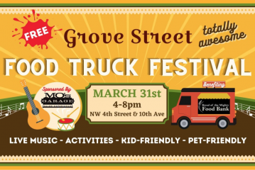 Food Truck Festival to Benefit Local Food Bank