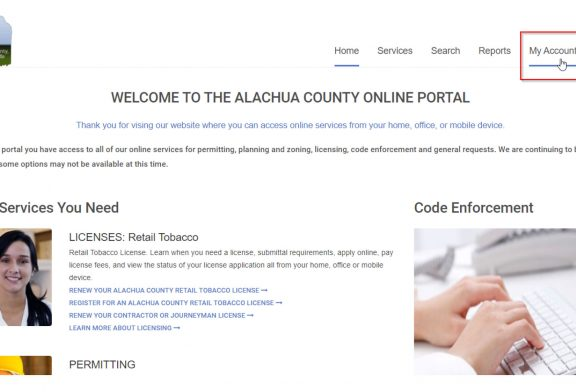 Alachua County Launches New PAS Building and Permitting Process