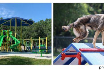 Renovated Squirrel Ridge Park Now Open