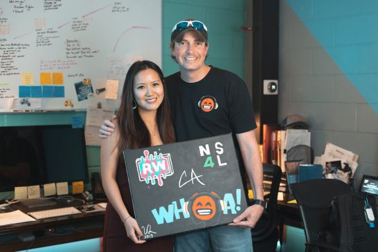 How One Football Game Created an Entrepreneur: Victoria Liu of Byppo