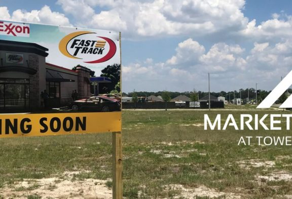 Fast Track Coming to Markets West on Tower Road