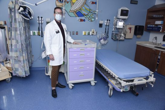New model to help patients holistically manage pain established at UF Health Jacksonville
