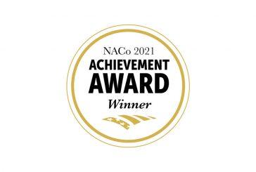 Alachua County Earns NACo Achievement Award for Human Services