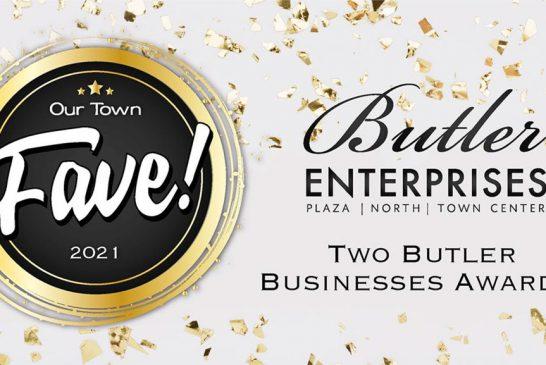 Butler Enterprises celebrates two local favorites