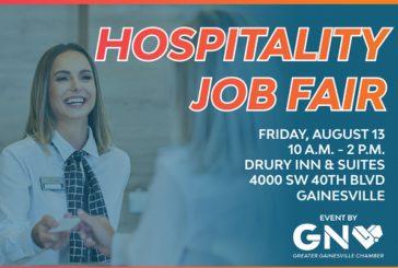 Hospitality Job Fair this Friday!