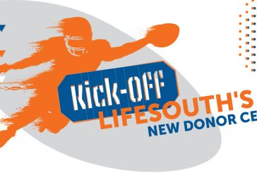 LifeSouth Invites Gator Fans to Save Lives at New Jonesville Center